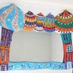 Odile Maffone - Stages de mosaïque  joyeuse