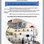 Vide atelier pour fêter 20 ans de sculptures