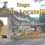 CARLO LOCATELLI - My Solo Project