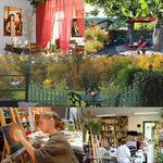 Catherine Decressac et Yann Bost - Cours  Dessin, Peinture à l'Ecole Buissonnière