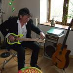 Cours paticulier : Guitare/Piano / Eveil musical