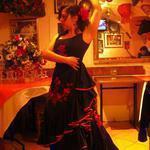 Rocio Baras - Cours de danse orientale et flamenco