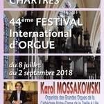 44ème Festival international d'orgue - Karol MOSSAKOWSKI