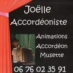 JOELLE ACCORDEONISTE/DJ