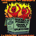 Le Rack'am is Burning #5 avec Guerilla Poubelle
