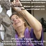 Sculpture Portrait et Corps Stages  - Model vivant