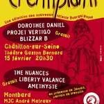 TREMPLIN MUSICAL pour le festival Les Nuits Peplum d'Alésia