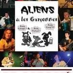Aliens et les garçonnes, Rock Celtique, Assemblée Générale de l'Association Techniciens Territoriaux France à VESOUL (70)