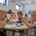 L'ÉCURIE - ATELIER CRÉATIF ET ARTISTIQUE - Atelier parent-enfant
