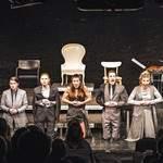 Ensemble Offrandes: Das Glashaus