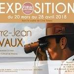 Exposition Pierre-Jean Liévaux