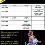 Association Ngamb'Art - Cours à l'année à partir du 12 septembre 2017 au Gymnase Delessert