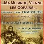 Conférence / Concert / Ma Musique, Vienne et les Copains
