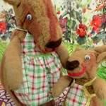Pilou-Pilou le Kangourou - 3 mois à 4 ans