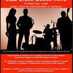 Richard Mercier - Atelier Jazz-Blues-Bossa Nova Ouvert à tous instrumentistes