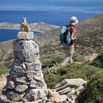 Stage qi gong et marche à Amorgos La plus orientale des îles des Cyclades en Grèce