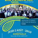 29ème Festival International des Eurochestries Aigrefeuille