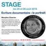L'écriture documentaire : le portrait
