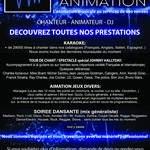 Julien Animation - Animation,soirées, événements, sonorisation, spectacle…