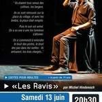 """""""Les Ravis"""", conte pour adultes, par Michel Hindenoch"""