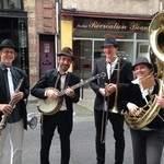 Bawling Cats Jazz-Band - Fanfare jazz pour marchés de Noël