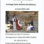 concert keryda ermitage du galamus