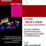 Compagnie Bachus - Atelier Théâtre Adultes