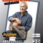 Michel HAUMONT en Concert - Les Acoustiques de Cuges les Pins