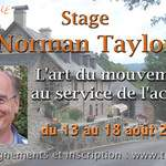 NORMAN TAYLOR L'art du mouvement au service de l'acteur