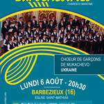 29ème Festival International Eurochestries Charente-Maritime