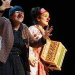 "Les Clownelles - Spectacle ""Un Truc de dingue"""