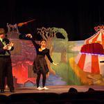 """Les contes de Roméo - Conte  musicaL & marionnettes  jeune public """"Roméo et le coup de lune"""""""
