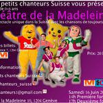 Les petits Chanteurs: spectacle unique en Suisse