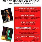 Association AccroBal - Cours de Danses de couples
