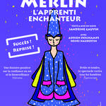 Merlin l'apprenti enchanteur