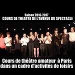 Rentrée 2016 : Cours de théâtre à Paris, pour vaincre sa timidité
