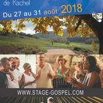 Stage de Gospel 2018