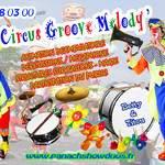 Animation de rue avec Circus Groove Melody