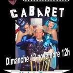 Cabaret Made in France - Déjeuner spectacle