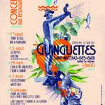 Les Guinguettes de St Nicolas des Eaux (56)