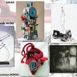 """Atelier """"Art et Matière"""" et rencontre avec les Artistes"""