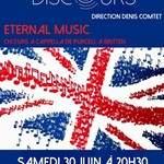 Concert «Eternal music»