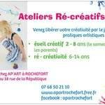Ateliers Ré-créatifs