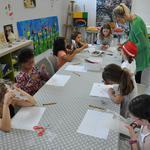 L'ÉCURIE - atelier créatif et artistique - Expression artistique