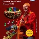 Gilles Diss en concert