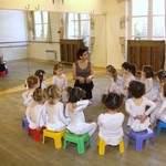 Jeannine lorca : cours pour enfants... méthode Irène Popard
