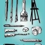 Les Encres - Ateliers d'expression créatrice