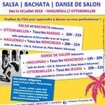 Stage d'été SALSA/BACHATA/DANSE DE SALON et DANSE ENFANTS