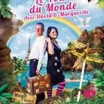LAIDA PRODUCTION - SPECTACLE LE TOUR DU MONDE- MAGIE-CLOWM
