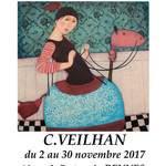 Cécile Veilhan, invitée d'honneur de la Galerie Laute